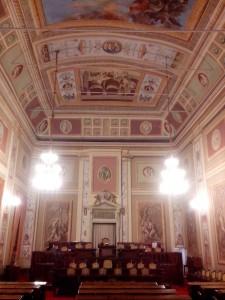 Sala d'Ercole, Assemblea Regionale Siciliana