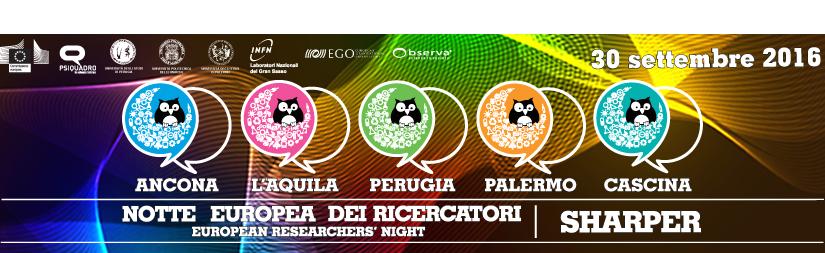 SHARPER, la Notte Europea dei Ricercatori a Palermo