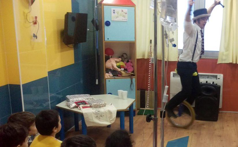 """La """"Piccola Biblioteca della Curiosità"""" fa il bis all'Ospedale Di Cristina"""