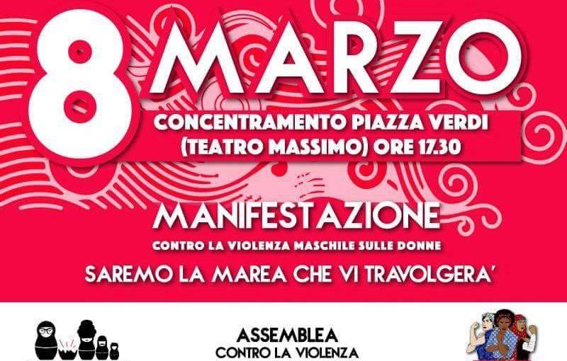 L'8 marzo delle donne di UAAR Palermo