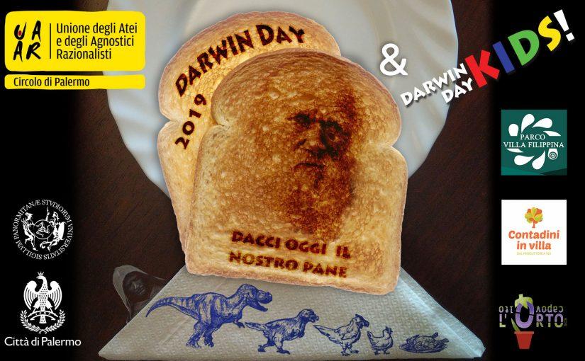Rassegna stampa Darwin Day 2019